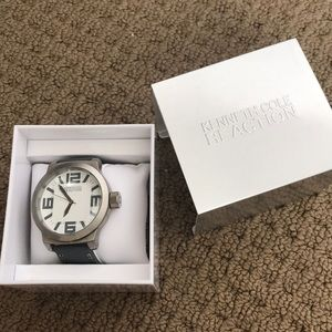 EUC Kenneth Cole Reaction Men's Watch